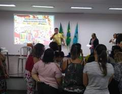 Fotos: 2º Encontro Pedagógico de Educação Infantil de Macaíba
