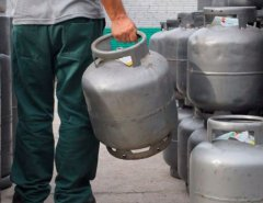 Redução: Petrobras reduz preço médio do gás de cozinha para distribuidoras em 8,17%
