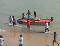 Corpo de pescador desaparecido é encontrado em alto-mar