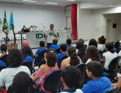 Município de Macaíba recebe atividades de educação ambiental do Idema
