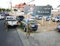 Operação Ladinos prende 12 pessoas acusadas de integrar quadrilha de ataques a bancos