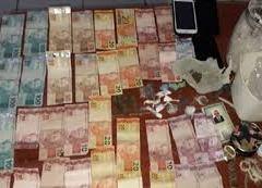 Família é presa suspeita de tráfico de drogas na cidade de Galinhos
