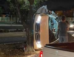 Acidente é registrado na Zona Sul de Natal
