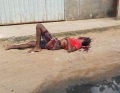 Popular é vitima de tentativa de homicídio no bairro Aeroporto