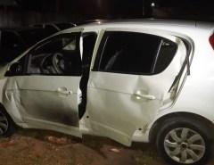 Armados e encapuzados, criminosos roubam quatro carros na BR-304 na Grande Natal