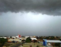 Previsão de chuva está semana em todo o Nordeste