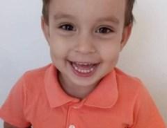 Em Parnamirim criança de 3 anos morre após engolir um objeto estranho