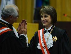 Primeira Mulher no Comando: Cristina Peduzzi assume a presidência do Tribunal Superior do Trabalho
