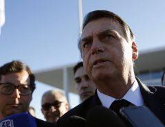 O Presidente Jair Bolsonaro fará novo exame de coronavírus e ficará em isolamento