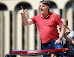 Rodrigo Maia, João Doria, FHC, OAB , AMB e ministros do STF condenam ato com Bolsonaro