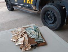Policia Rodoviária Federal Três jovens são presos com dinheiro falso na BR 304 em Macaíba/RN