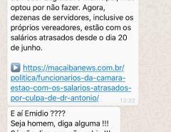 """Macaíba: Bastidores da Política em…""""UNIÃO ENTRE NETINHO E BOB FILHO?!"""""""