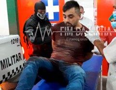 em Mossoró Motorista suspeito de assalto é baleado e preso durante ação da Polícia Militar