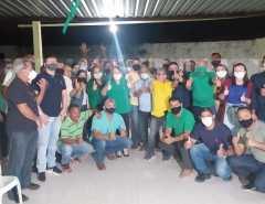 PSDB Declara apoio a ex-prefeita Marília Dias