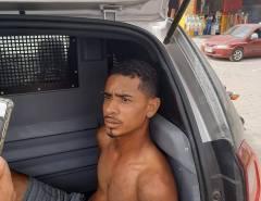 Cadeia: 3º Batalhão de Polícia Militar prende assaltante em Parnamirim