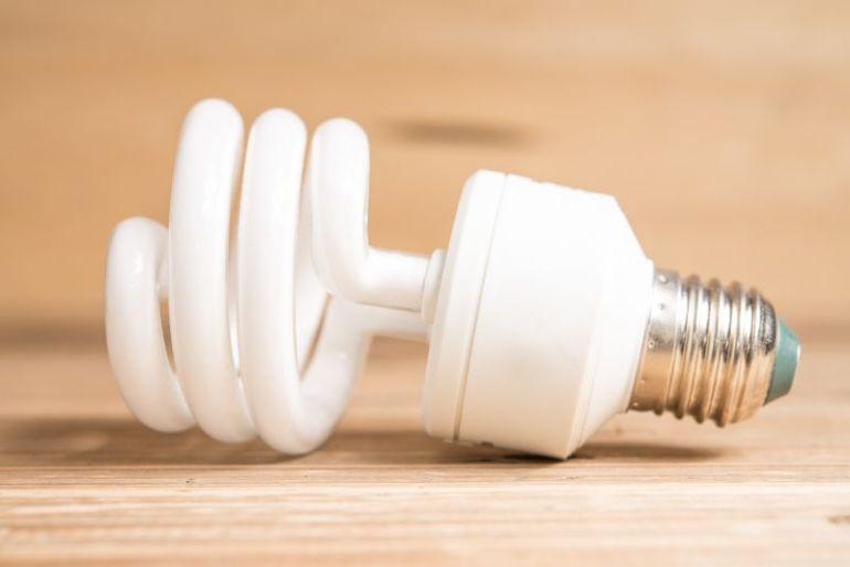 macam macam lampu Compact Fluorescent lamps