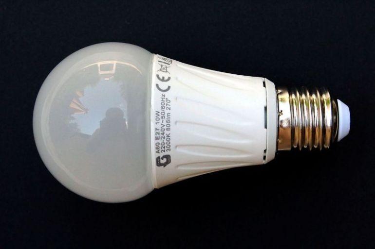 macam macam lampu LED