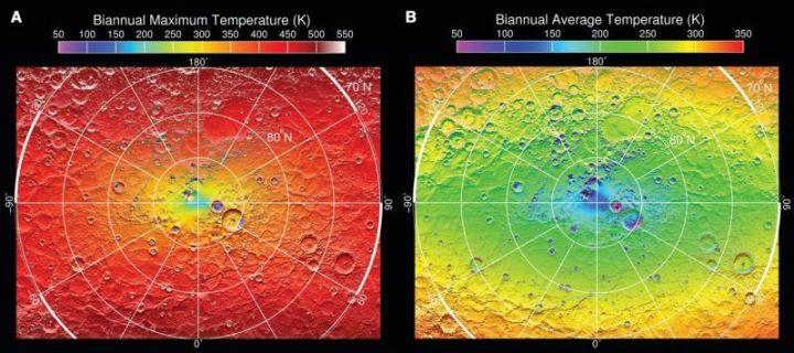 ciri ciri planet merkurius