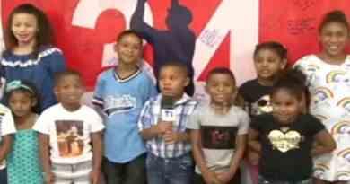 VIDEO: Niños operados gracias a Big Papi le envían mensaje