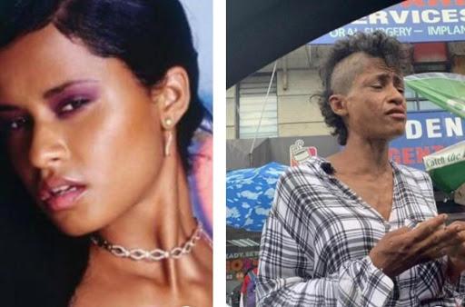 Suzy Pérez, ex bailarina de Jennifer López, fue víctima de una mentira que la llevó a la prostitución –