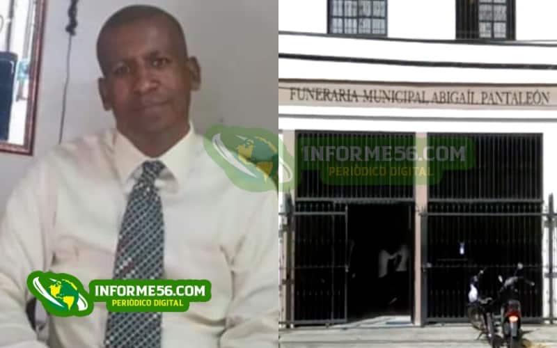 Video: Velan los restos del abogado Cristian González –