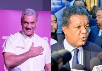 Gonzalo Castillo aventaja a Leonel Fernández en las primarias del PLD