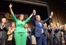 Leonel recibe formal respaldo de Ingrid Mendoza, esposa de Reinaldo Pared Pérez