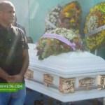 Video: Sepultan los restos del dirigente deportivo «Papi Lala» en SFM