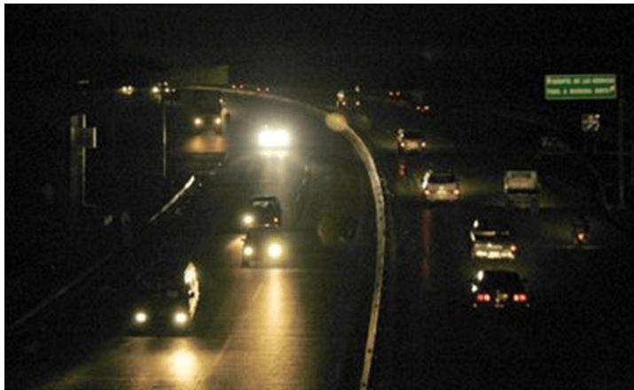 Salida de plantas generadoras dejan sin electricidad sectores del Cibao –