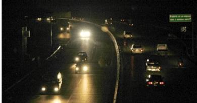 Salida de plantas generadoras dejan sin electricidad sectores del Cibao
