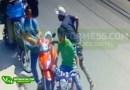 Video: Atracadores despojan a un joven de su pasola en SFM