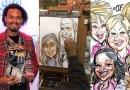 Dominicano es el caricaturista más rápido del mundo