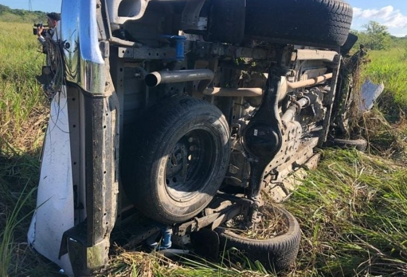 Hombre muere tras ser baleado mientras conducía vehículo en carretera SFM-Nagua –