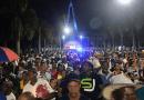 Cientos acuden a la Basílica para adorar a la Virgen de la Altagracia