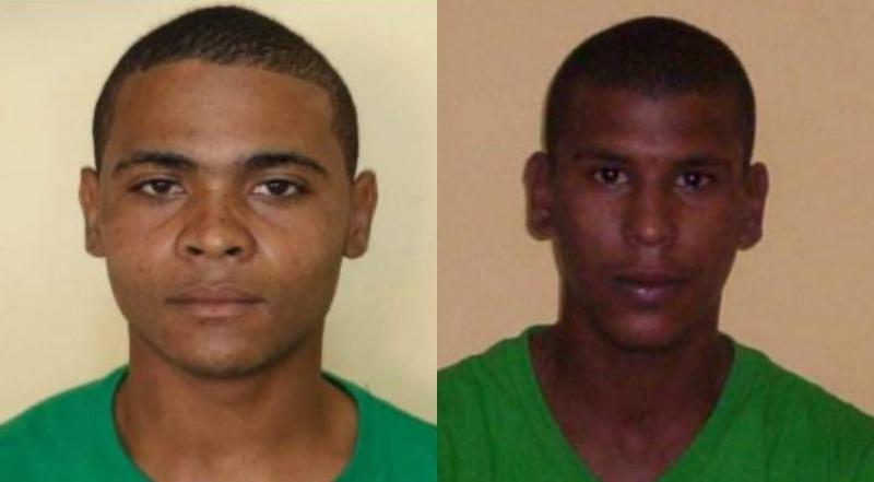 Escapan dos reclusos de asiento de Moca – .