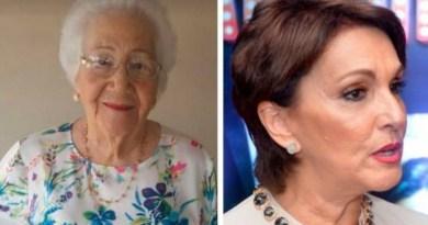 Murió la madre de Cecilia García