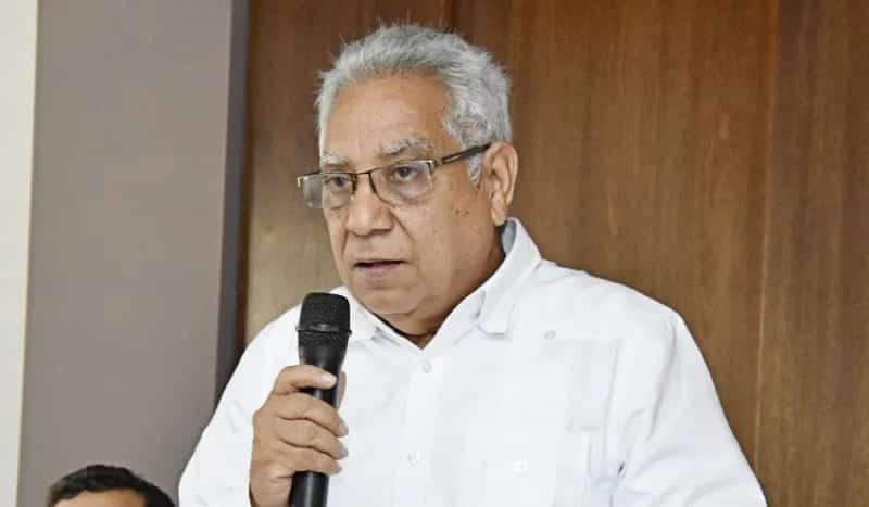 Director Luis Núñez Pantaleón presenta ofrecimiento para malquistar COVID-19 – .