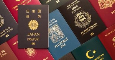 El nuevo ranking de los pasaportes más poderosos del mundo