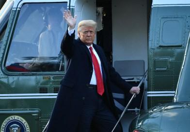 """Video: Trump, en su adiós: """"Estaremos de vuelta de algún modo"""""""