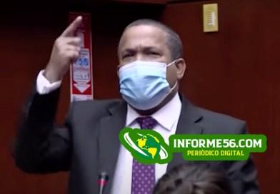 Video: Héctor Acosta estalla contra funcionarios del PRM