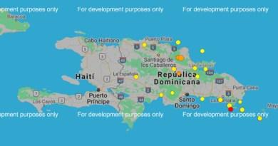 Varios sismos se han registrado en las últimas horas en RD
