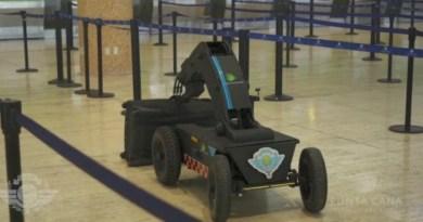 República Dominicana cuenta con nuevo robot Anti-Explosivos