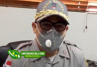 General dice delincuencia ha disminuido en SFM