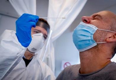 Salud Pública notifica 583 casos de covid-19 y cinco fallecimientos