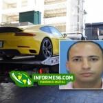 Identifican propietario de Porsche amarillo retenido DIGESETT