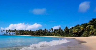 Playa Esmeralda, un paraíso costero escondido en el municipio de Miches