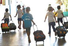Foto de Aumenta o número de crianças nas escolas em cinco anos