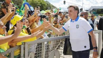 Foto de Procuradoria quer multar a União em R$ 100 mil por 'caminhada de Bolsonaro'