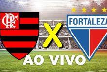 Foto de Jogo do Flamengo ao vivo: veja onde assistir Flamengo x Fortaleza na TV e Online pelo Campeonato Brasileiro