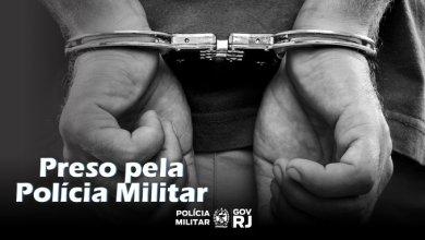 Foto de Barão das drogas do Sul é preso no Rio